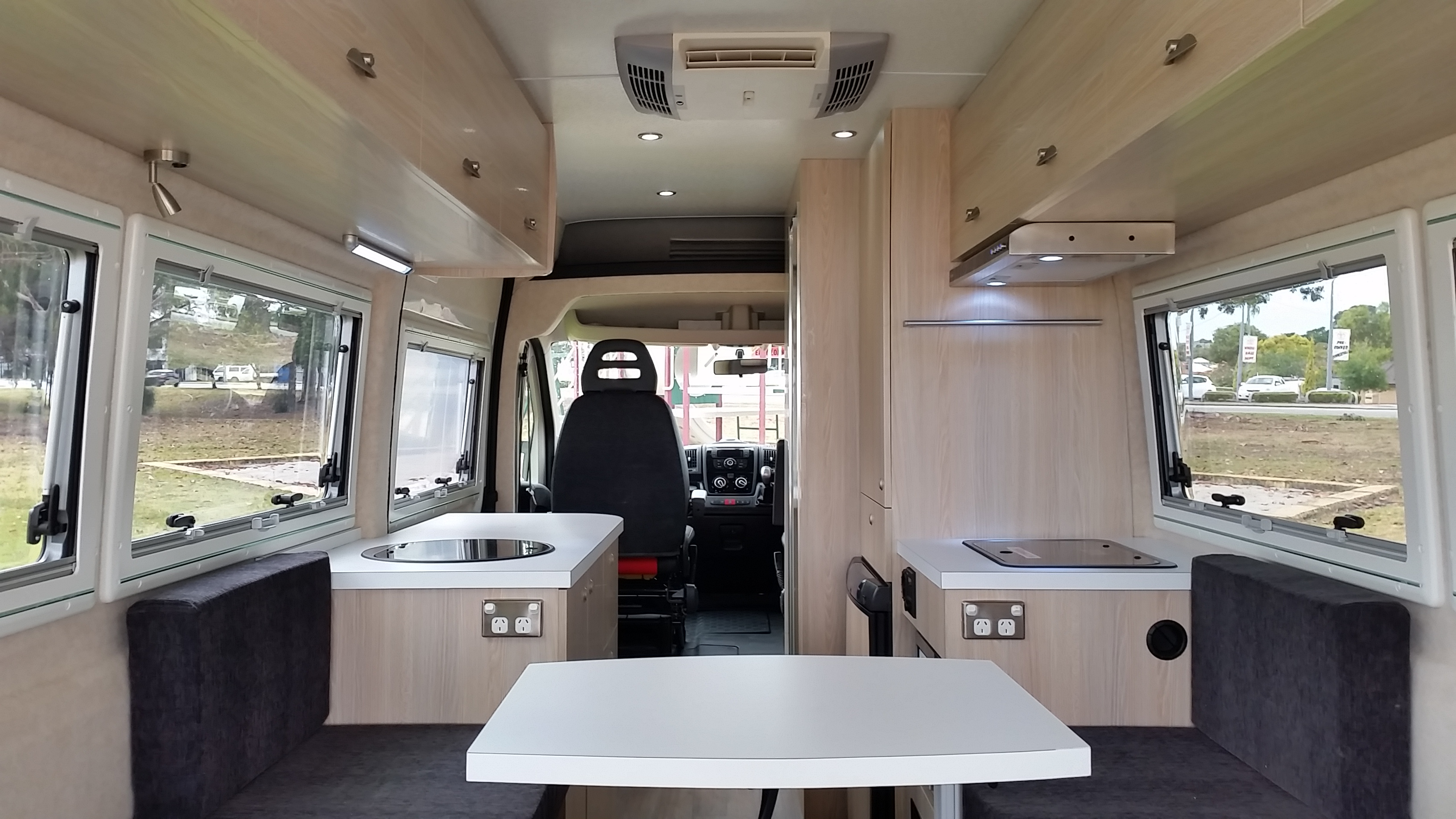 Home Layout Master Design Campervan Conversions Perth Motorhome Conversions Perth