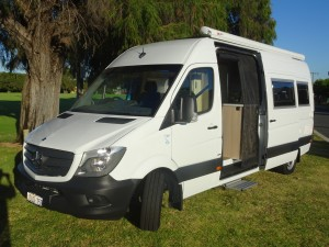 Sprinter Motorhome Perth