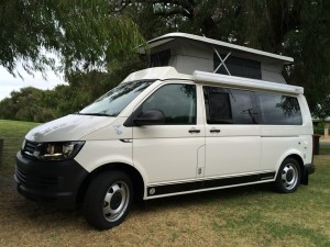 VW T6 CAMPERVAN